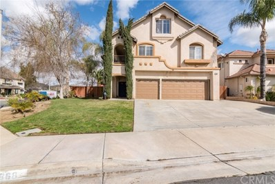 29888 Rose Blossom Drive, Murrieta, CA 92563 - MLS#: SW19052734