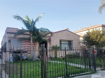 654 E 50th Street, Los Angeles, CA 90011 - MLS#: SW19053667