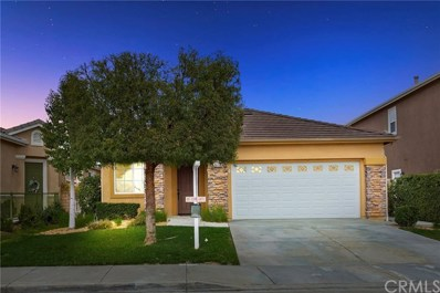 26668 Rim Creek Path, Menifee, CA 92584 - MLS#: SW19054091