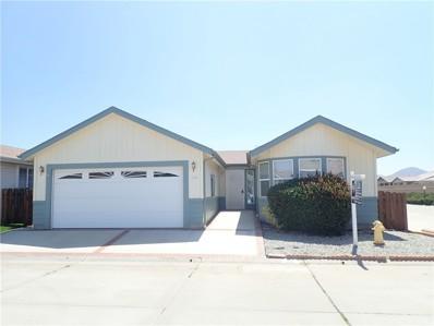 27250 Murrieta Road UNIT 152, Sun City, CA 92586 - MLS#: SW19054127
