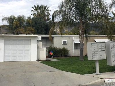315 Santo Drive, San Jacinto, CA 92583 - MLS#: SW19055517