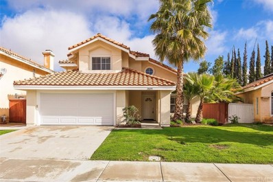 28690 N Port Lane, Menifee, CA 92584 - MLS#: SW19055953