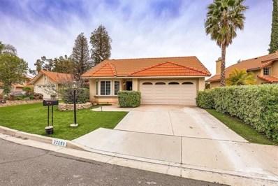 23280 Sand Canyon Circle, Corona, CA 92883 - MLS#: SW19056272