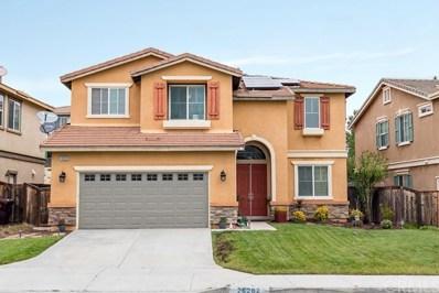 26202 Jonah Way, Murrieta, CA 92563 - MLS#: SW19056665