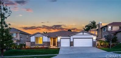 2251 Mary Clare Street, Corona, CA 92882 - MLS#: SW19057348