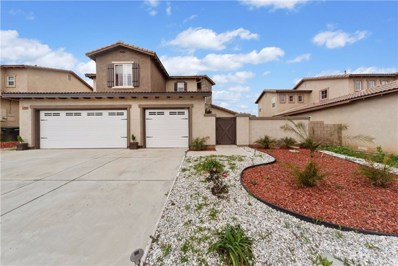 3704 Peak Trail, Perris, CA 92570 - MLS#: SW19057821