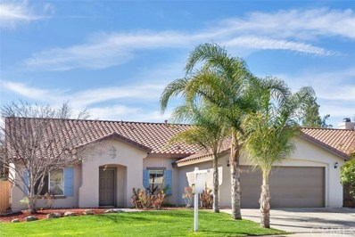 25025 Clover Creek Lane, Menifee, CA 92584 - MLS#: SW19058166