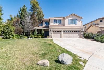 31978 Odyssey Drive, Winchester, CA 92596 - MLS#: SW19058268
