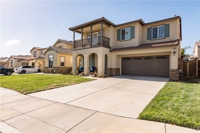 16519 Sedona Street, Lake Elsinore, CA 92530 - MLS#: SW19058281