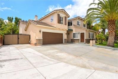 26268 Palm Tree Lane, Murrieta, CA 92563 - MLS#: SW19058856