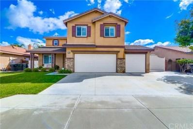 1009 Tulip Way, San Jacinto, CA 92582 - MLS#: SW19060387
