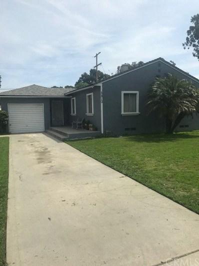 5810 Fidler Avenue, Lakewood, CA 90712 - MLS#: SW19061637