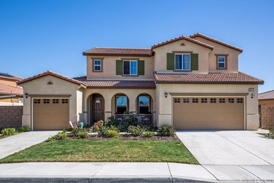 28712 Mahogany Trail Way, Menifee, CA 92584 - MLS#: SW19062325