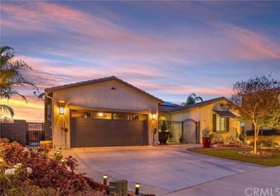 35027 Indian Grass Drive, Murrieta, CA 92563 - MLS#: SW19064189