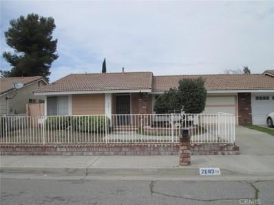 2083 E Washington Avenue, San Jacinto, CA 92583 - MLS#: SW19068235