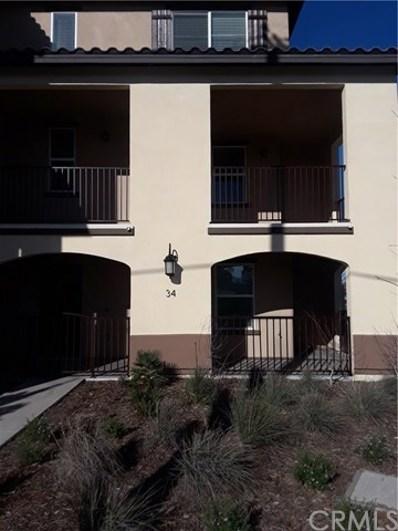 120 South Pacific Avenue UNIT 34, Santa Ana, CA 92703 - MLS#: SW19068487