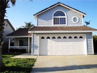 27224 Michener Drive, Menifee, CA 92584 - MLS#: SW19068918