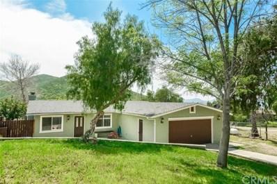 24525 N Canyon Drive, Menifee, CA 92587 - MLS#: SW19070300