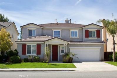 29765 Peacock Mountain Drive, Menifee, CA 92584 - MLS#: SW19072776