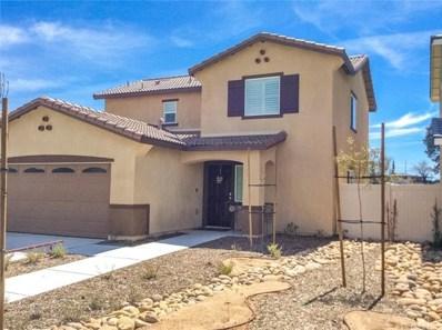 1308 Desert Rose Court, San Jacinto, CA 92582 - MLS#: SW19073692