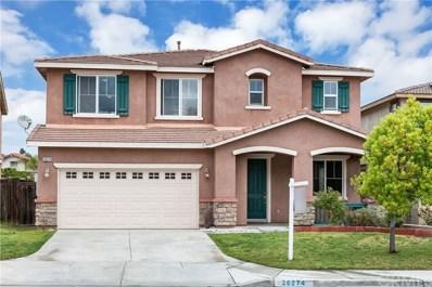 26274 Jaylene Street, Murrieta, CA 92563 - MLS#: SW19074262