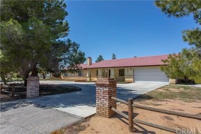 15394 Comanche Road, Apple Valley, CA 92307 - #: SW19075027