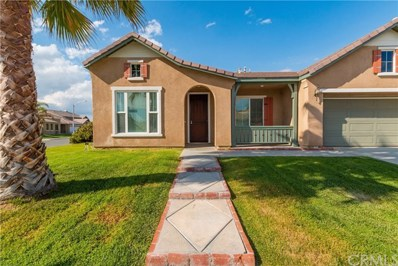 2887 Tuberose Drive, San Jacinto, CA 92582 - MLS#: SW19075214