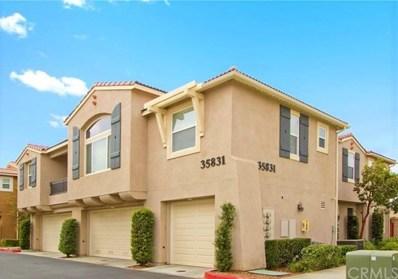 35831 Satterlie Lane UNIT 3, Murrieta, CA 92562 - MLS#: SW19077458