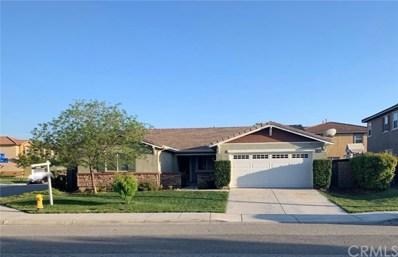 53011 Rose Sachet Lane, Lake Elsinore, CA 92532 - MLS#: SW19079827