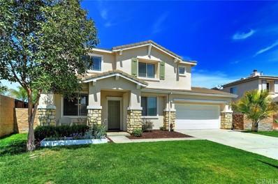 26858 Canberra Street, Menifee, CA 92584 - MLS#: SW19081889