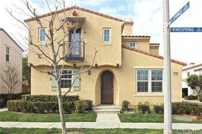 4148 Windspring Street, Corona, CA 92883 - MLS#: SW19081913