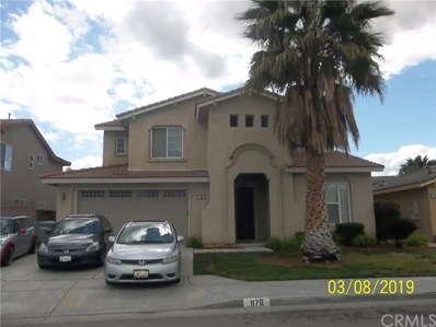 976 Virginia Lee Court, San Jacinto, CA 92583 - MLS#: SW19084622
