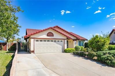 21173 Martynia Court, Moreno Valley, CA 92557 - MLS#: SW19085118