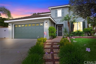 1150 Silver Eagle Circle, Corona, CA 92881 - MLS#: SW19088149