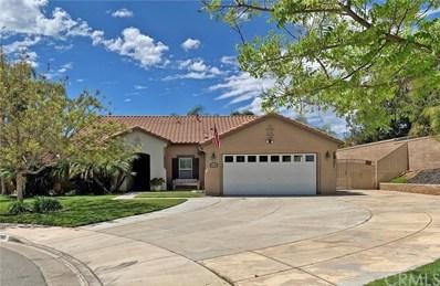 29167 Black Hills Circle, Menifee, CA 92584 - MLS#: SW19090291