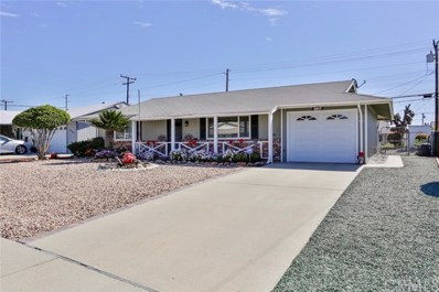 28672 Wee Burn Way, Sun City, CA 92586 - MLS#: SW19090678