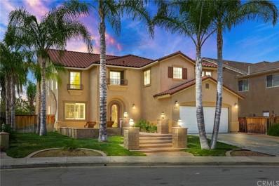 25943 Kiley Court, Murrieta, CA 92563 - MLS#: SW19090891
