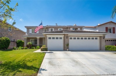 16767 Fox Trot Lane, Moreno Valley, CA 92555 - MLS#: SW19091184