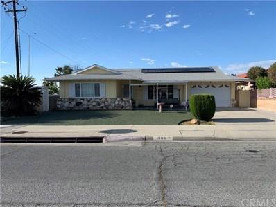 1660 W Mayberry Avenue, Hemet, CA 92543 - MLS#: SW19091647