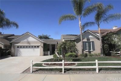 26205 Cottonwood Street, Murrieta, CA 92563 - MLS#: SW19094568