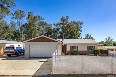 18565 Acacia Street, Lake Elsinore, CA 92532 - MLS#: SW19096284