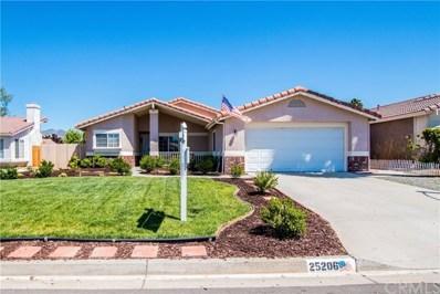 25206 Jutland Drive, Hemet, CA 92544 - MLS#: SW19096589