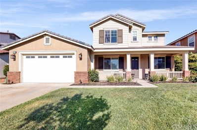 28306 Spring Creek Way, Menifee, CA 92585 - MLS#: SW19097185