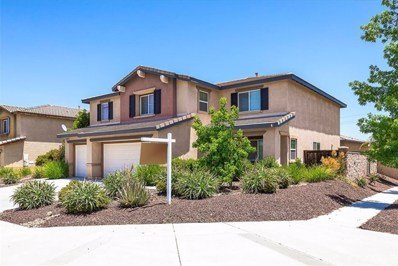 33962 Nightingale Avenue, Murrieta, CA 92563 - MLS#: SW19100048