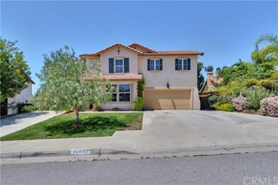 22052 Blondon Court, Wildomar, CA 92595 - MLS#: SW19101190
