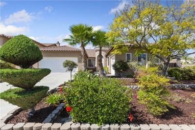 40176 Grenache Court, Murrieta, CA 92563 - MLS#: SW19101403