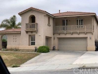9865 Camino Del Coronado, Moreno Valley, CA 92557 - MLS#: SW19102459