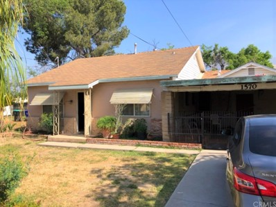 1570 E Marshall Boulevard, San Bernardino, CA 92404 - MLS#: SW19102913