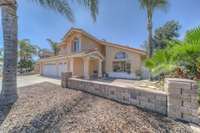 39725 Ridgedale Drive, Murrieta, CA 92563 - MLS#: SW19102953