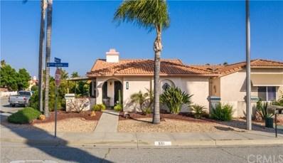 551 Camino Grande, San Jacinto, CA 92582 - MLS#: SW19103566